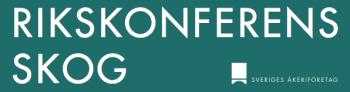 Rikskonferens Skog och Sveriges Åkeriföretag