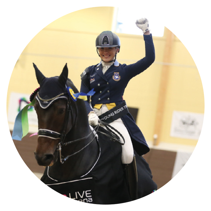 HästNord 2018 - Cecilia Bergåkra